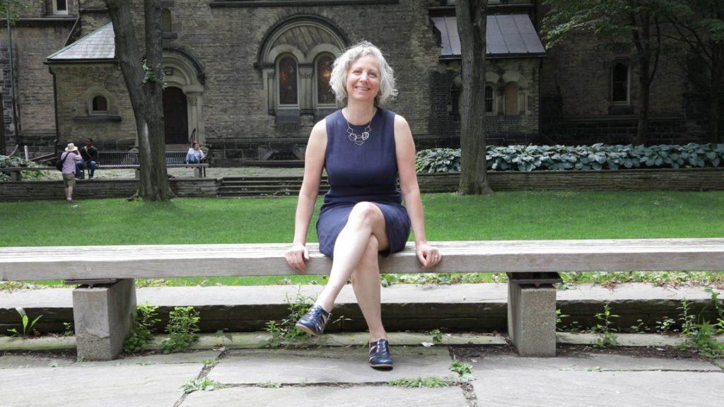 Audrey Macklin,director of the University of Toronto's Centre for Criminology & Sociolegal Studies (photo by Lisa Lightbourn)